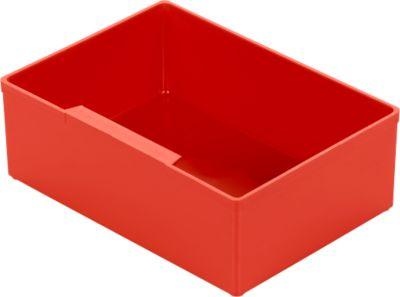 Einsatzkasten EK 503, PS , 20 Stück, rot