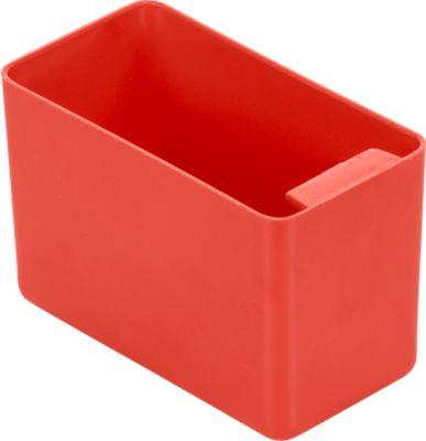Einsatzkasten EK 601, PS, 50 Stück, rot