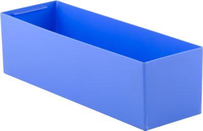 Einsatzkasten EK 6022 L, PP, blau