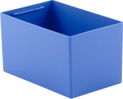 Einsatzkasten EK 6042, PP, blau, 20 Stück