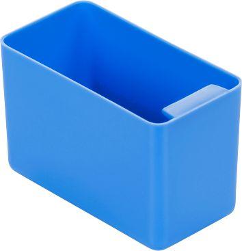 Einsatzkasten, Polystyrol, L 90 x B 48 x H 60 mm, blau