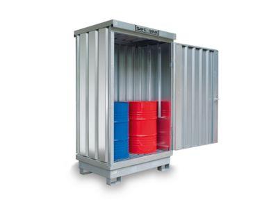 Einzel-Container SAFE TANK 100, WGK 1-3