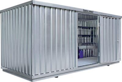 Einzel-Container SAFE TANK 1700, für aktive Lagerung