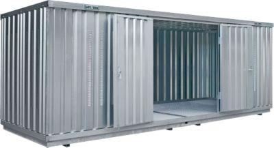 Einzel-Container SAFE TANK 1900, für passive Lagerung