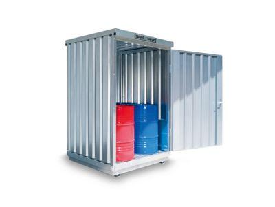 Einzel-Container SAFE TANK 200, WGK 1-3