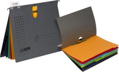 elba chic® sorteer- en hangmappen ULTIMATE®, A4, set van 3 stuks