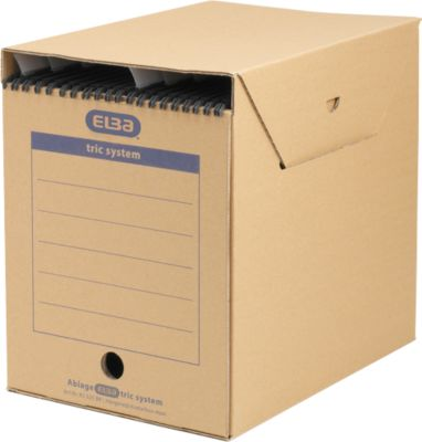 ELBA Hängemappen-Archiv tric system Maxi, B 236 x T 333 x H 308 mm