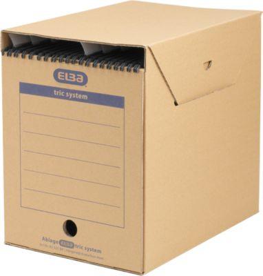 ELBA hangmappendozen maxi tric system, b 236 x d 333 x H 308 mm, pak van 6 stuks