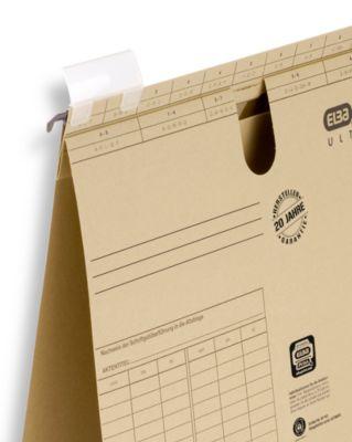 ELBA Hechthangmappen voor laden Vertic® Ultimate®, A4 formaat, 50 stuks