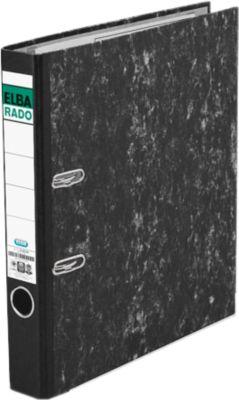 ELBA Ordner rado, DIN A4, Rückenbreite 50 mm, schwarz
