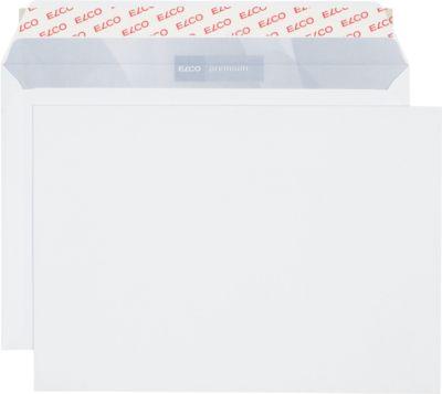 ELCO Briefumschläge, C5, o. Fenster, 100 g/m², 500 Stück
