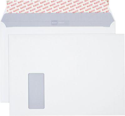 ELCO classic Briefumschläge, C4, 120g, 250St., Fenster links hoch