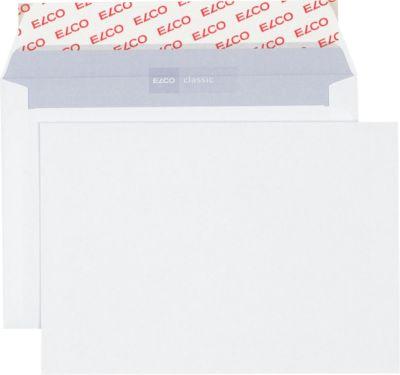 ELCO classic Briefumschläge, C6, 100g, 500St. ohne Fenster