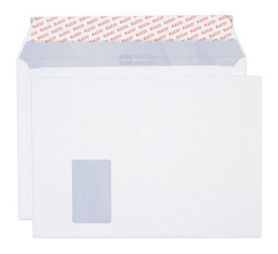 ELCO Office Briefumschläge, C4, m. Fenster links, 120 g/m², 50 Stück