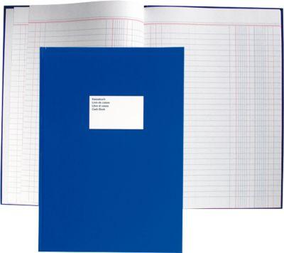ELCO Office Kassabuch, A4, 48 Blatt