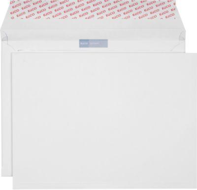 ELCO Power-Versandtaschen, DIN C4+, mit Seitenfalte, portogünstig, 200 Stück