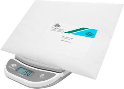 Elektronische brieven- en pakjesweger WEDO 2000