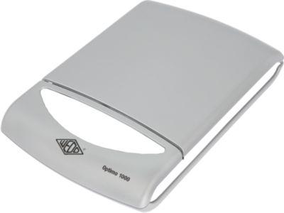 Elektronische brievenweegschaal WEDO Optimo 1000