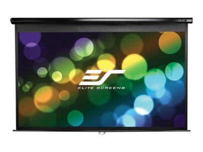 Elite Screens Manual Series M100XWH - Leinwand - 254 cm (100 Zoll)