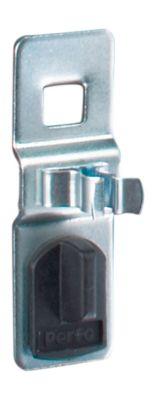 Enkelvoudige gereedschapsklemmen, ø 6 x B 20 mm