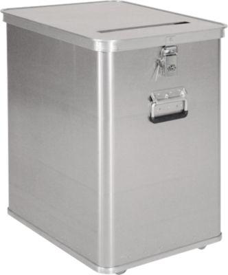 Entsorgungsbehälter aus LM, D1009, 120 Liter