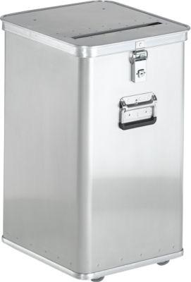 Entsorgungsbehälter aus LM, D1009, 80 Liter