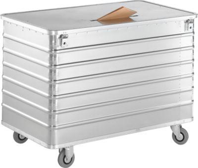 Entsorgungsbehälter aus LM, D3009, 656 L