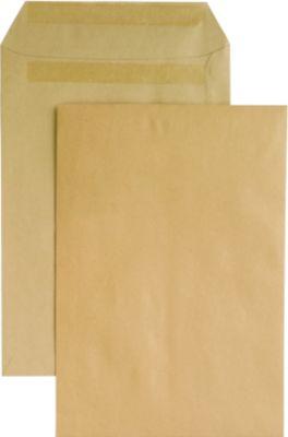 Enveloppen, C4, zelfklevend, zonder venster, 250 stuks