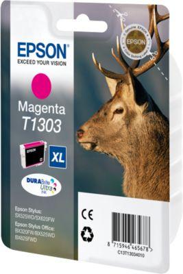 Epson inkjet Epson C13T13034010, T1303 Inktcartridge magenta XL