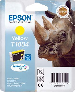 Epson inktpatroon T 10044010 geel