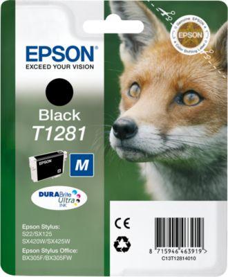 Epson inktpatroon T12814011 zwart