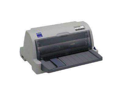 Epson LQ 630 - Drucker - monochrom - Punktmatrix