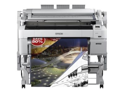 Epson SureColor SC-T5200MFP - Multifunktionsdrucker - Farbe