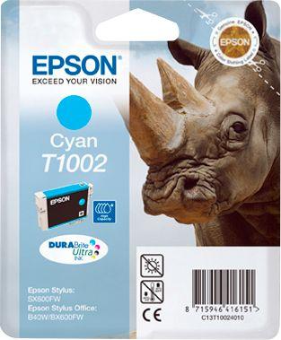 Epson Tintenpatrone T 10024010 cyan