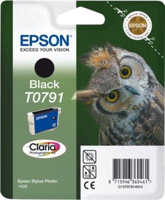 Epson Tintenpatrone T07914010 schwarz