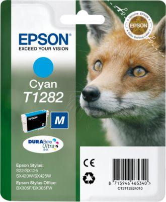 Epson Tintenpatrone T12824011 cyan