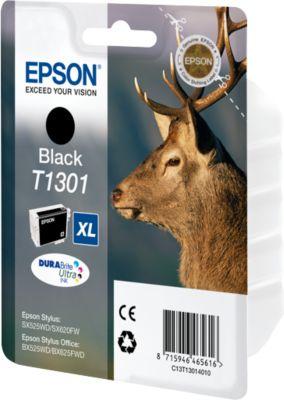 Epson Tintenpatrone T13014010, schwarz