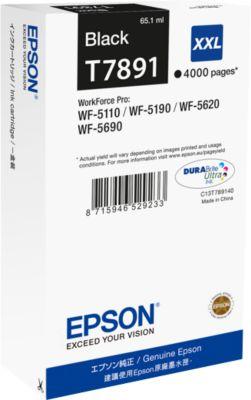 Epson Tintenpatrone T789140XXL schwarz