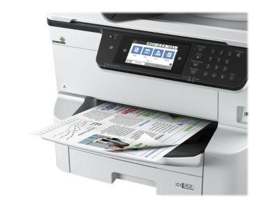 Epson WorkForce Pro WF-C8610DWF - Multifunktionsdrucker - Farbe