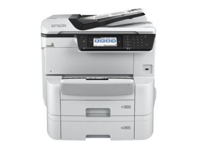 Epson WorkForce Pro WF-C8690DTWF - Multifunktionsdrucker - Farbe