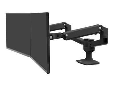 Ergotron LX Dual Side-by-Side Arm - Befestigungskit