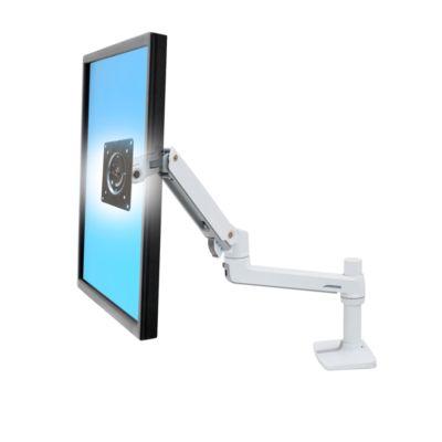 Ergotron Monitorarm LX LCD, f. 32 Zoll Monitore, Tischklemme, neig- und schwenkbar