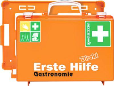 Erste Hilfe-Koffer Direkt für Gastronomie