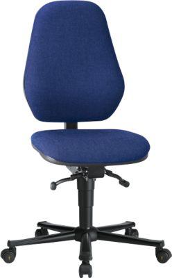 ESD 9158 bureaustoel, blauw