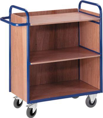 Etagenwagen, m. 3 Wänden, 3 Etagen, 43 kg