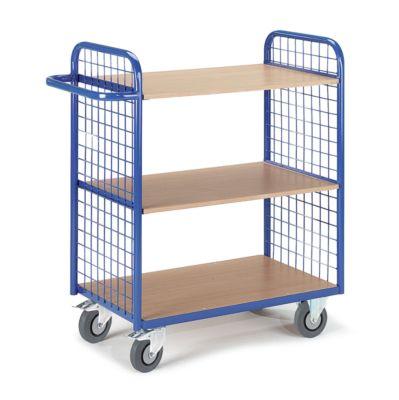 Etagenwagen, m. Gitterwänden, 2-seitig, 32 kg