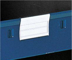 Etikethouders, b 85 mm, 50 stuks