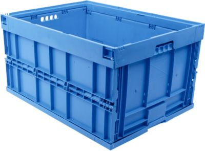 EURO-afmetingen vouwbox 8645, blauw