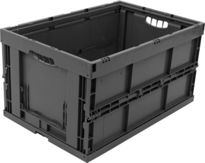 EURO-Maß Faltbox 6432 NG, grau