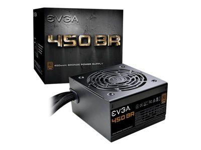 EVGA 450 BR - Stromversorgung - 450 Watt